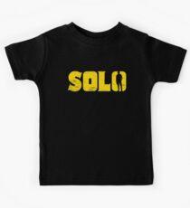 Han Solo 1977 Kids Tee
