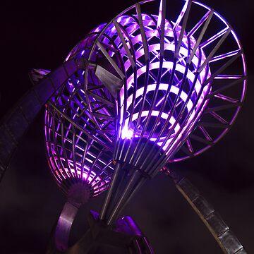 Purple Night by jbrancinaed