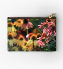 Colorful Coneflowers Studio Pouch