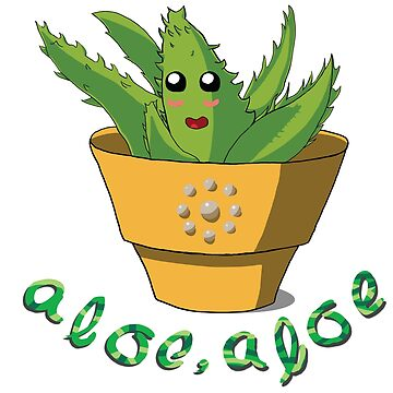 Aloe, aloe by partimesloth