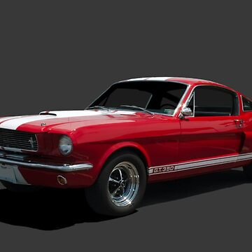 1966 Ford Mustang Fastback GT-350 by TeeMack