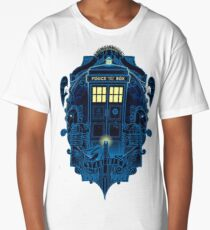 Tardis Long T-Shirt
