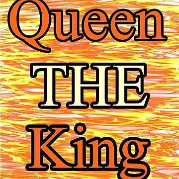 presidency shirt, queen the king women's shirt design by trendings