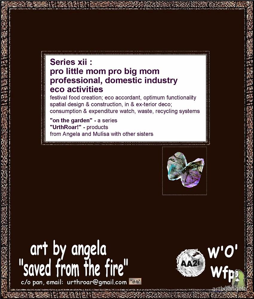 xii-pro little mom-cover_artbyangela by artbyangela