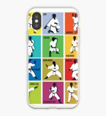 Shotokan Kata iPhone-Hülle & Cover