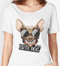 i have cute dog Women's Relaxed Fit T-Shirt