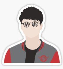 SKT T1 Faker Sticker