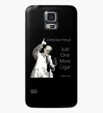 Just One More Cigar: Detective Freud Case/Skin for Samsung Galaxy