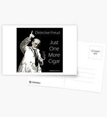 Just One More Cigar: Detective Freud Postcards