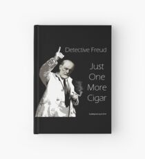 Just One More Cigar: Detective Freud Hardcover Journal