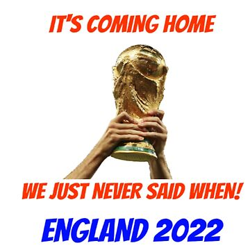 It's coming home! by Russell1406