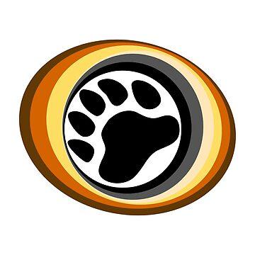 Bear Pride Circle by Steve616