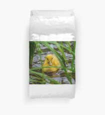 Little Yellow Ducky Duvet Cover