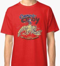 Camiseta clásica El comandante Cody y sus aviadores del planeta perdido