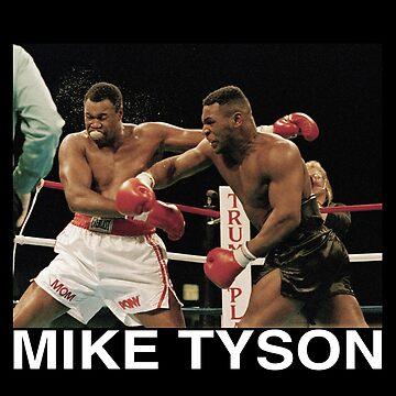 Mike Tyson knockout by leologie