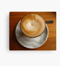 The Perfect Brew Canvas Print