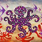 Octavius the Octopus by sandygrafik