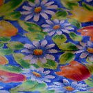 Daisies and Tulips by Maryanne Lawrence
