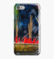 Smokey Incense iPhone Case/Skin