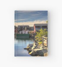 Fisherman's Cove, Eastern Passage Hardcover Journal