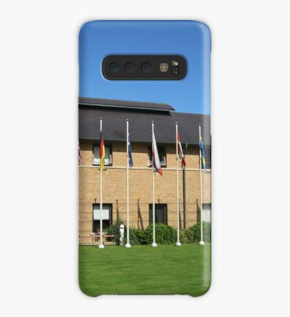 Flags of Many Nations Hülle & Klebefolie für Samsung Galaxy