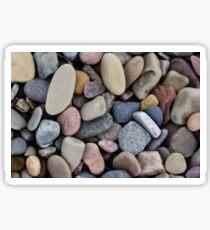 Beach Gems Sticker