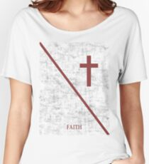 Christianity  Women's Relaxed Fit T-Shirt