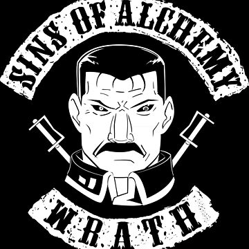 Sins of Alchemy - Wrath v2 by LittleKenny
