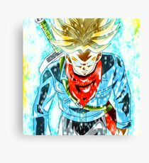 Dragon Ball | Dragon Ball GT | Dragon Ball Z | Dragon Ball Super | Dragon Ball Heroes | TRUNKS Canvas Print