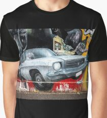 HQ Holden graffiti style. Graphic T-Shirt