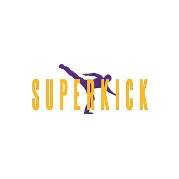 SUPERKICK 32  by cozysuperkick