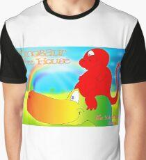 Dinosaur Tree House, The Book of Yawns, Adventure 8 Graphic T-Shirt