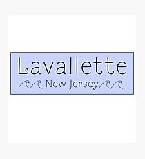 Lavallette New Jersey Photographic Print