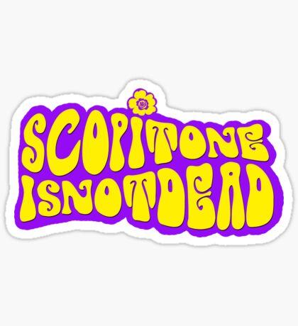 Logo HIPPIE SCOP' Sticker