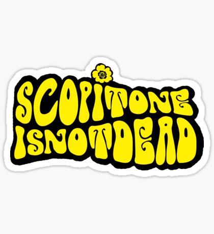 Logo HIPPIE SCOP' II Sticker
