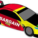 Bargain Parts Side View V8 Race Manager 2018 by Beermogul