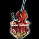 Neopolitan Chocolate Strawberry and Vanilla Double Bass Milkshake. Mmmm... by MissMusica