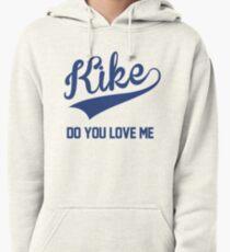 Kike Hernandez Dodgers Drake In My Feelings Mashup Pullover Hoodie