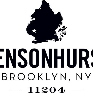 Bensonhurst, Brooklyn NY by BYRNENYC