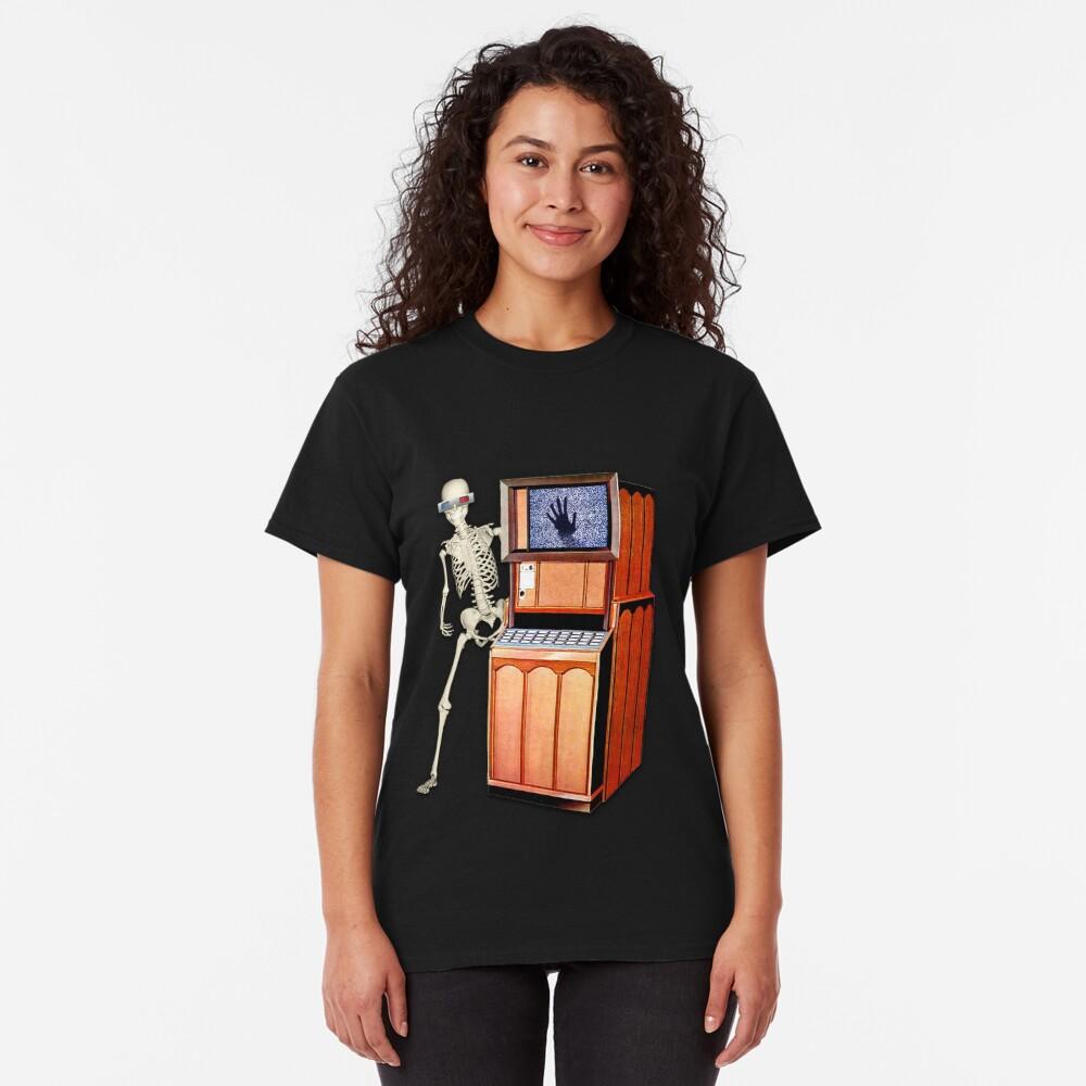 T-shirt classique «SQUELETTE SCOP'»