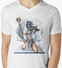 The Game of Kings, Wave Two: The White King's Bishop Mens V-Neck T-Shirt