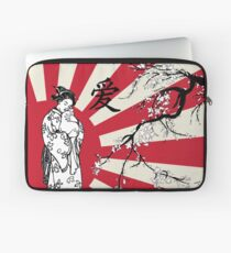 Vintage Japan Laptop Sleeve