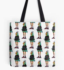 this bird likes pink Floyd  Tote Bag