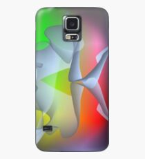 brainwave, colorful fantasy picture Case/Skin for Samsung Galaxy