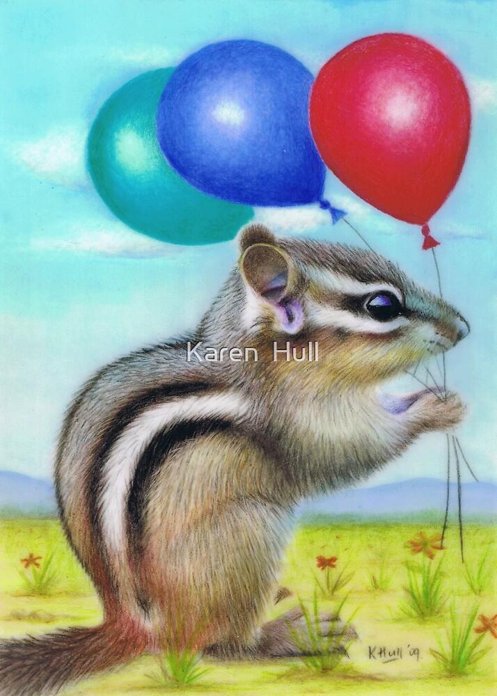Party Animal by Karen  Hull