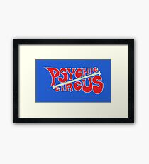 Psychic Circus Framed Print
