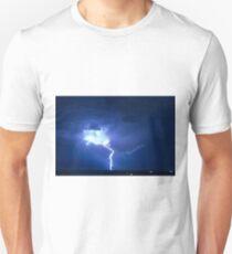 Christmas Eve Storm 2011 Unisex T-Shirt
