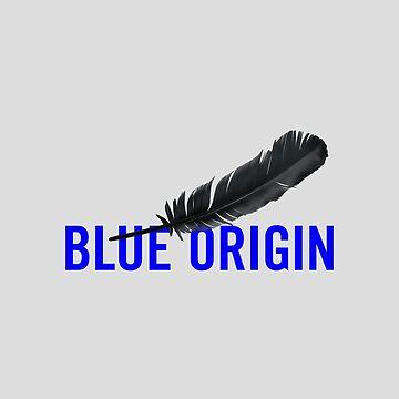 Blue Origin [+ Left Chest Logo] by MichailoAvilov