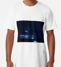 Christmas Eve Storm 2011 Long T-Shirt