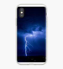 Christmas Eve Storm 2011 iPhone Case
